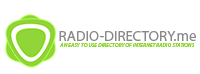 An easy to use directory of internet radio stations